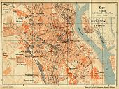 Планы и карты Киева-kiev_map1929-german.jpg